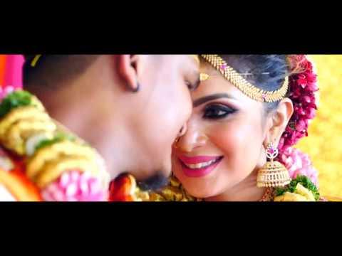 Malaysian Indian Wedding Highlight Of Shashisekaran & Khemavarthani By Golden Dreams GDU