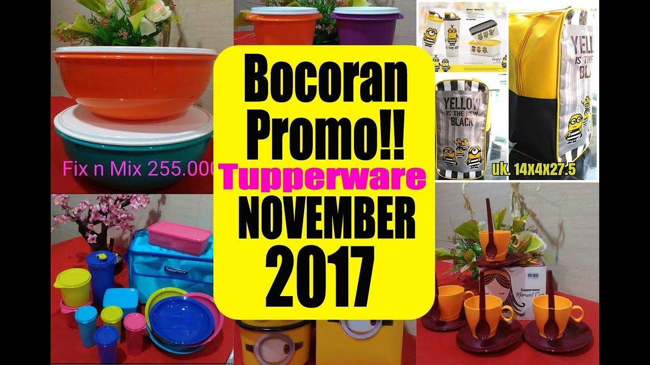 Katalog Tupperware November 2017