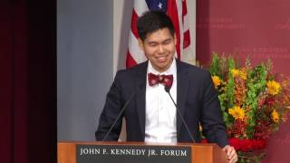 2016 Harvard Kennedy School Student Government Add