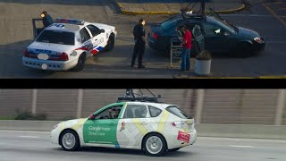 11 Funny Google Street View Images Free HD Video