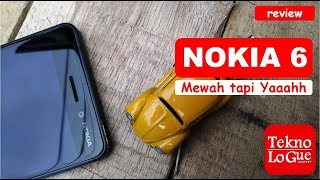 Review nokia 6 indonesia | Murah bukan murahan#teknomenal #review #nokia6.