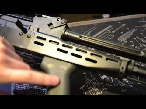 Review of Hephaestus Airsoft x GHK - AMD-65 GBB Airsoft Rifle