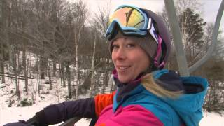 SnoCountry Snapshot with Halley O