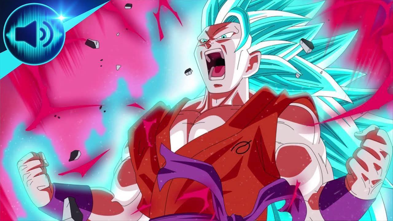 [Dragon Ball Super] Son Goku - Kaio-Ken X10 Sound Effect [Free Ringtone  Download]