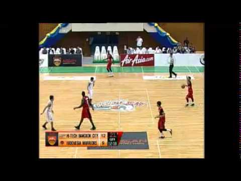 2014 AirAsia ABL Game 4: Hi-Tech Bangkok City Indonesia Warriors