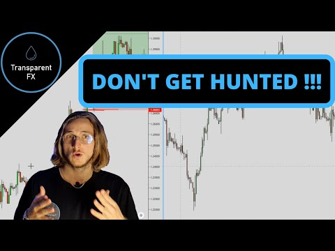 STOP LOSS HUNTING: How To Avoid It !!!