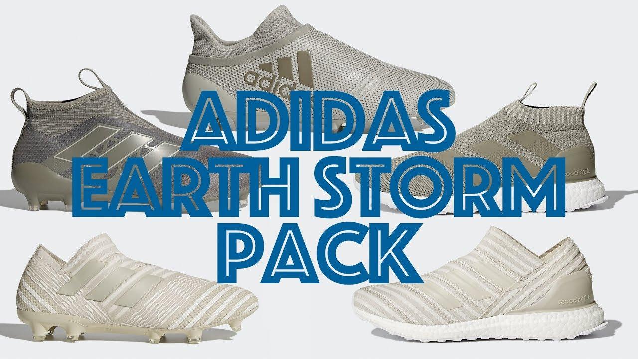 0a1735ee6e05e adidas Earth Storm Pack - YouTube