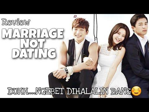 Review Drama Korea Marriage Without Dating   PACARAN LAMA KAPAN NIKAHNYA?   YARKDRAMA