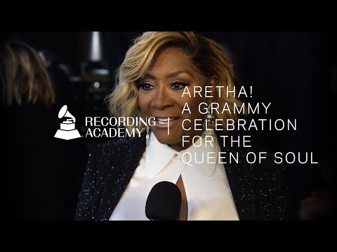 Babysitter - Patti Labelle honors Aretha Franklin
