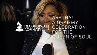 Patti LaBelle Honors Aretha Franklin With 'Call Me' Performance | Aretha! A GRAMMY Celebration