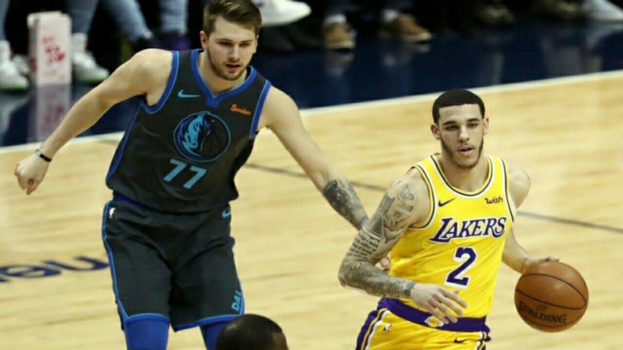 Dallas Mavericks Vs La Lakers Full Game Highlights 1 7 2019