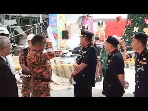 No terror or criminal element in Kuching's Cityone Megamall explosion, say cops