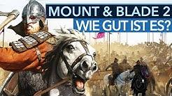 Das Problem mit Mount & Blade 2: Es ist konkurrenzlos