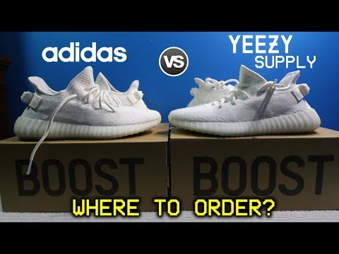 DO NOT BUY FROM YEEZY SUPPLY !!! THIS