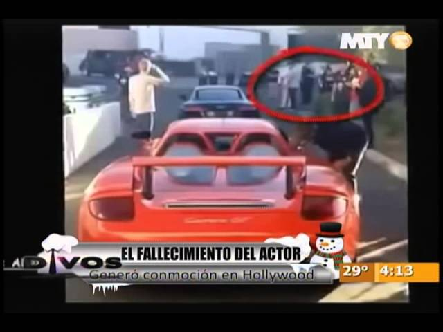 Divos - Fallece actor Paul Walker Videos De Viajes