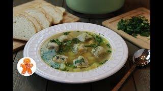 Суп с Ленивыми Пельменями
