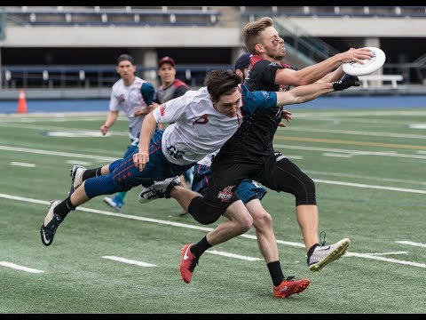 Game Highlights: DC Breeze at Toronto Rush — Week 8