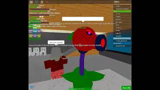 ROBLOX Plants vs Zombies RP Alvin Find Annoying Orange