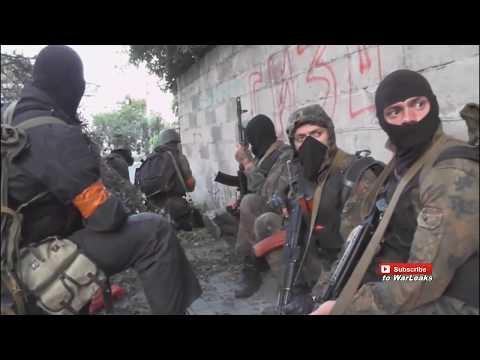 Ukraine War   Ukrainian Paramilitary In Heavy Intense Clashes And Firefights In Mariupol