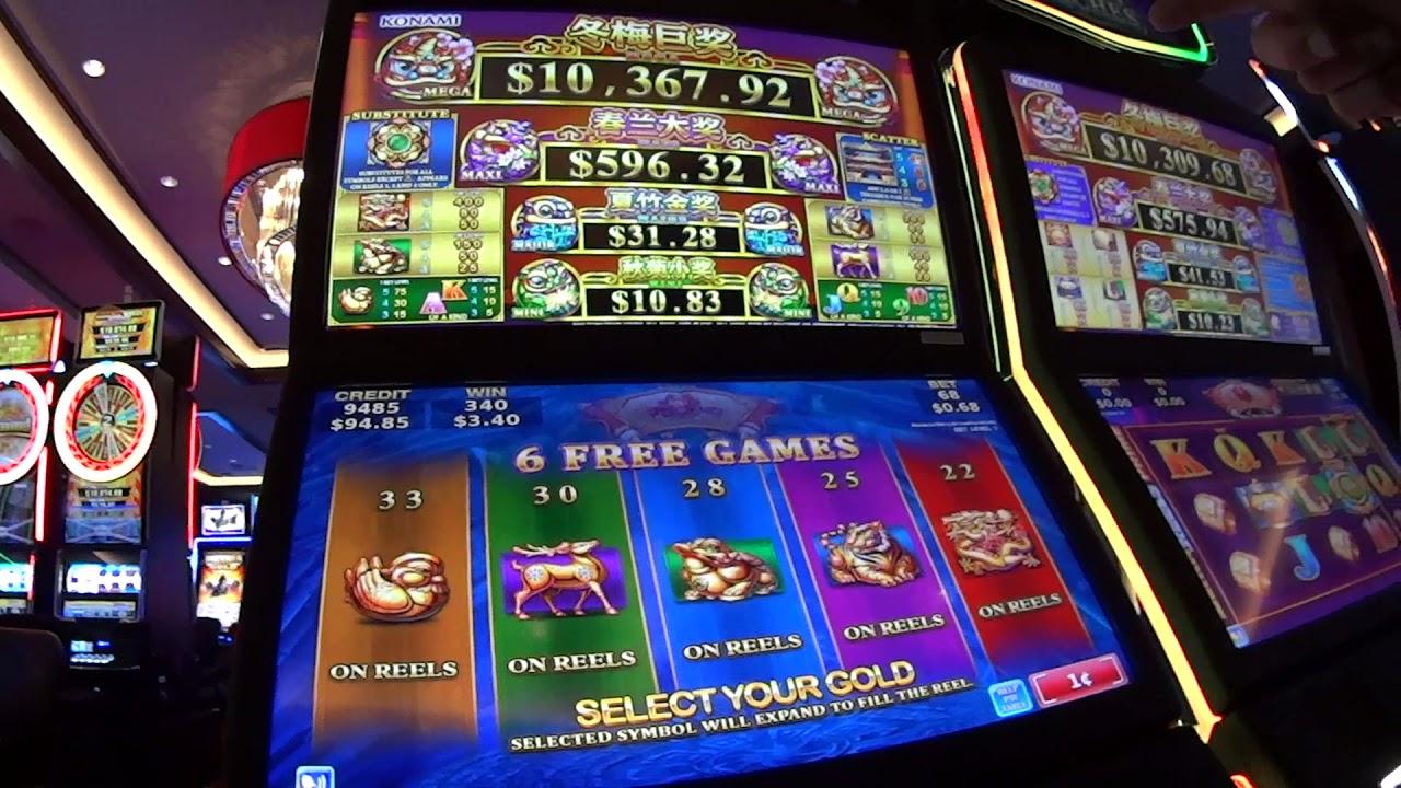 Animal Slot Machines