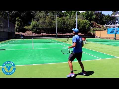 Getting to know Tennis Professional Adam Feeney