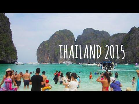 Thailand Vlog 2015 | Koh Samui & Phuket