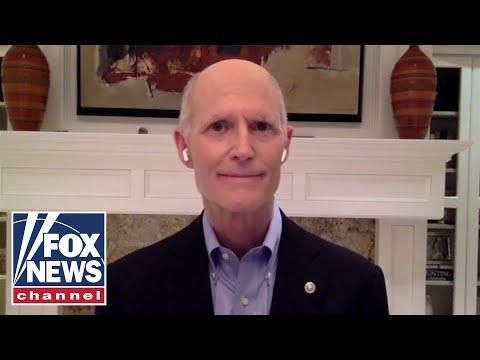 Sen. Scott calls