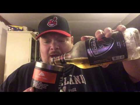 Ozark Trail 40 oz Malt Liquor Test