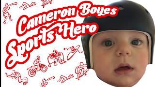 Cameron Boyes: Sports Hero