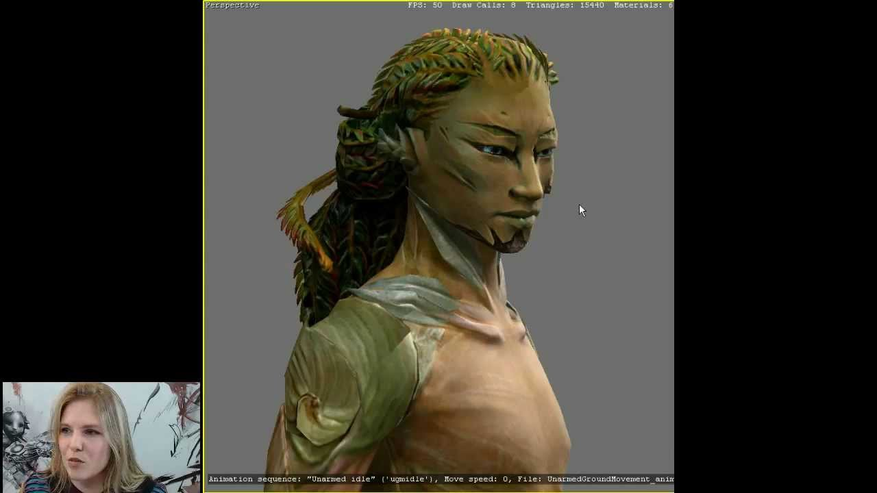 Guild Wars 2 - Developer Behind the Scenes: Character Art