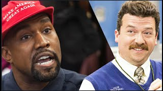 This N*****! Kanye West Asked White Comedian Danny McBride to Play Him in Biopic