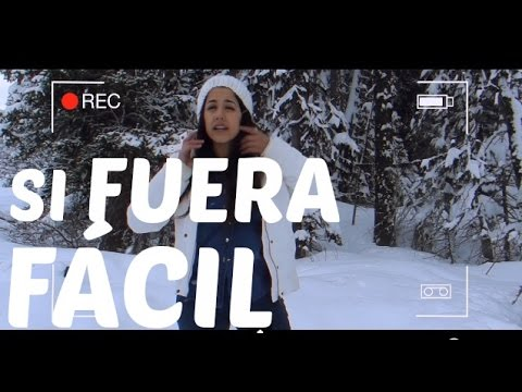Si fuera f cil matisse karina rodme cover youtube for Fuera de karina
