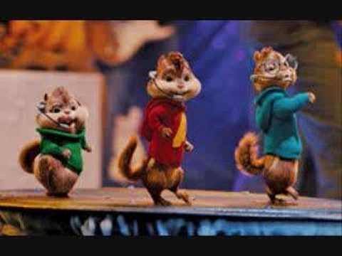 Gasolina, Alvin and the Chipmunks