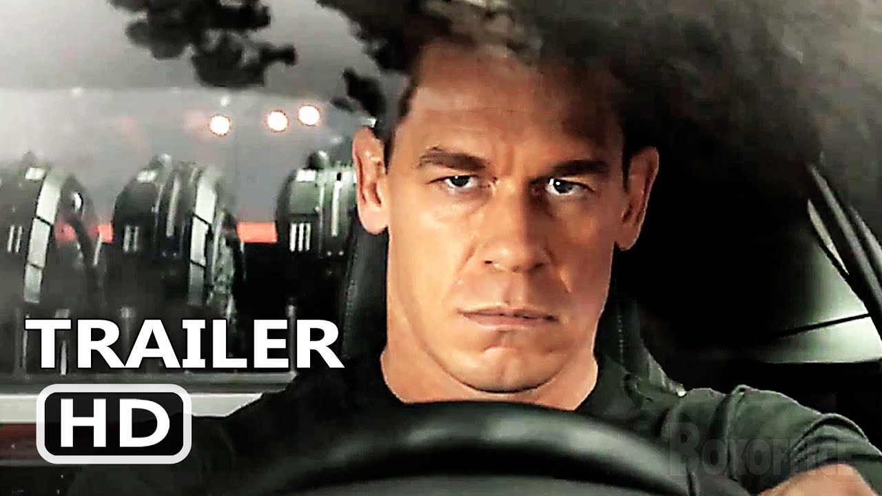 Download FAST AND FURIOUS 9 Super Bowl Trailer (NEW 2021) Vin Diesel, John Cena Action Movie HD