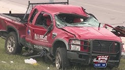 Driver killed in Wurzbach Parkway crash