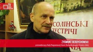 Spotkanie Ossolińskie z Zygmuntem Berdychowskim