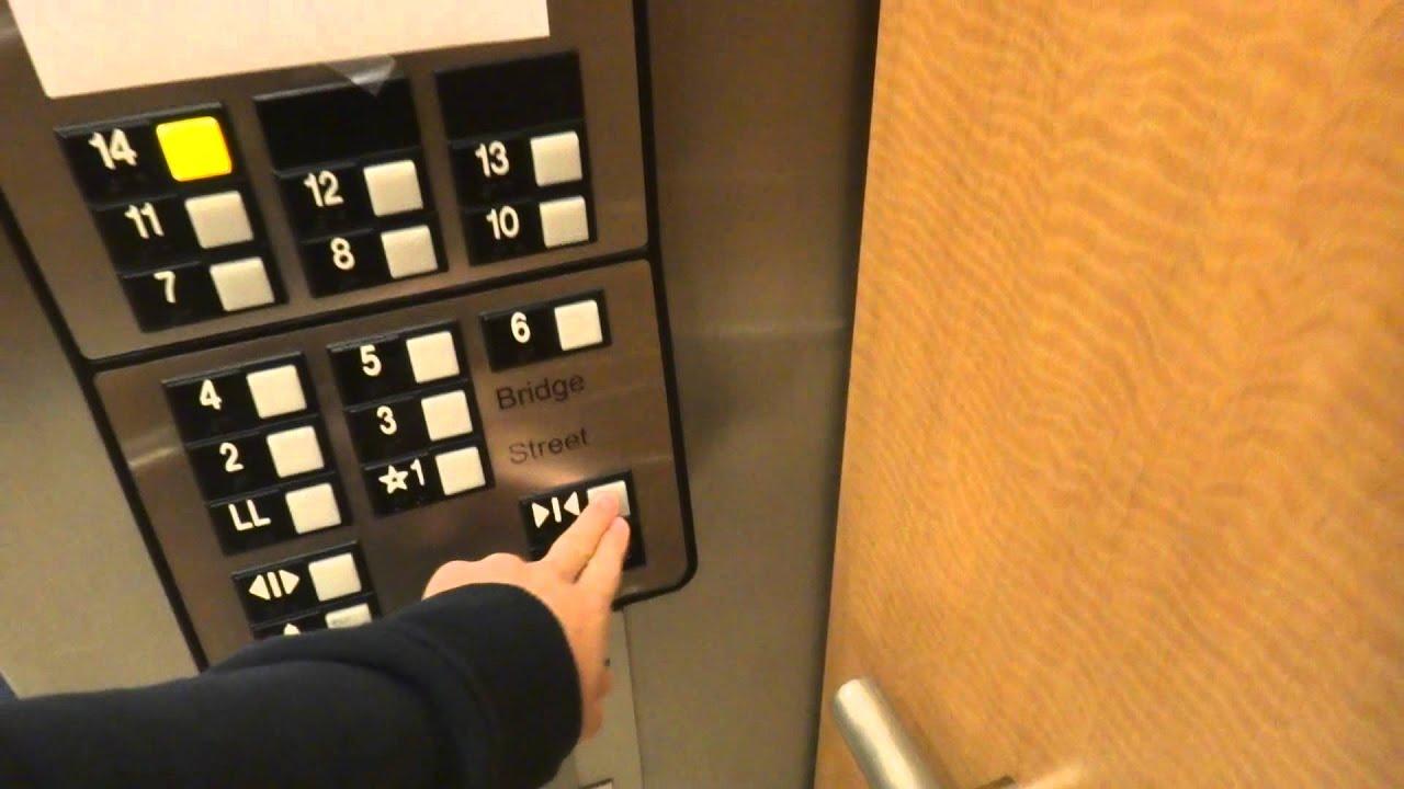 Otis Traction Elevators at Center for Advanced Medicine ...