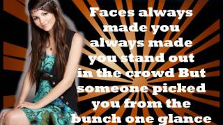 I want you back lyrics Victoria Justice