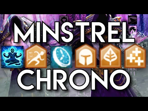 Ultimate New Meta Minstrel Chrono Guide!