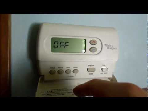 hqdefault?sqp= oaymwEWCKgBEF5IWvKriqkDCQgBFQAAiEIYAQ==&rs=AOn4CLCyJSbRITh9XafbX44igYnOj3Szlg how to install a thermostat white rodgers thermostat youtube white rodgers 1f56-301 wiring diagram at n-0.co