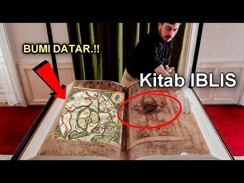 Episode 63 - Misteri Kitab IBLIS dan FLAT EARTH di Al quran yang Tidak Anda Ketahui.!!