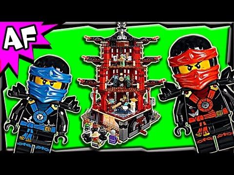 Lego Ninjago Temple of Airjitzu 70751 Sneak Peek Official Images