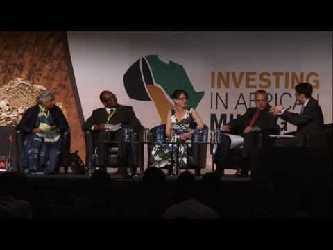 World Gold Council panel discussion at Mining Indaba 2015