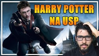 Harry Potter na USP | Resposta ao MamaeFalei