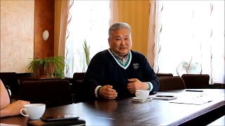 Амгалан Базархандаев ТВ
