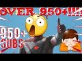 WOW OVER 950 SUBS In ONLY 8 MONTHS , Thank You Ultraman Explained
