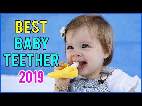 Best Baby Teether 2019! Top 16 Baby Teether