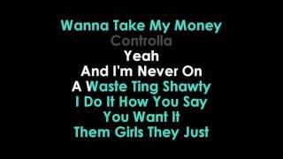 Drake  Controlla karaoke