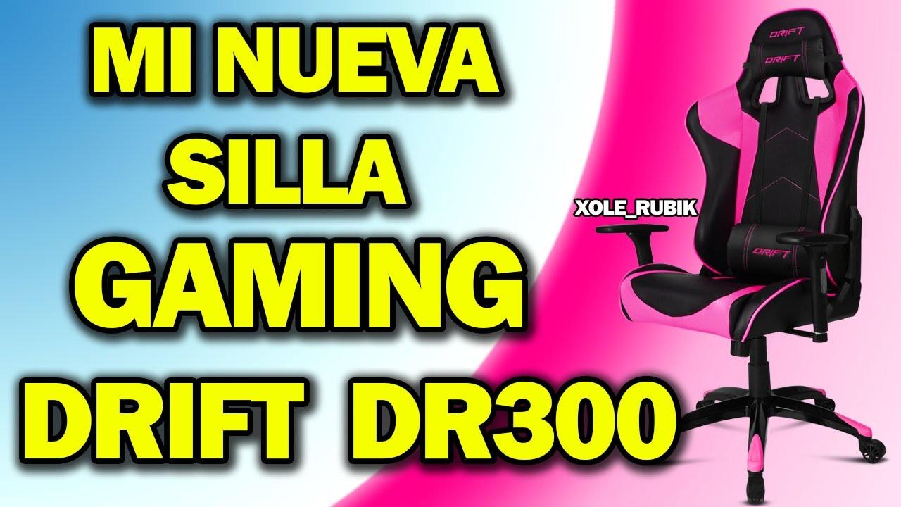 Silla By Mi Drift Rubik Gaming Xolerubik Nueva Xole Dr300 Rosa NkXwO8n0P