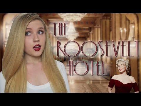 The Roosevelt Hotel | Marilyn Monroe's Ghost?